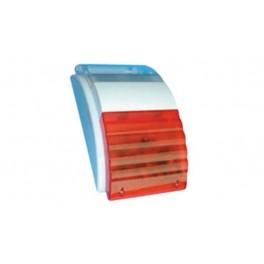 Sirène sans fil photovoltaïque SG-1100-T