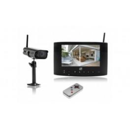Kit de vidéo surveillance WESV 82500