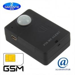 Mini alarme AX-300 GSM détecteur de présence