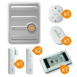Pack alarme sans fil Mhouse Kit n° 1
