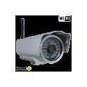 Pack caméra sans fil IP extérieure FOSCAM