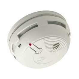 Détecteur de fumée pour alarme ST-III ou ST-V  Normalisé:  NF  ( Garantie 6 Ans )