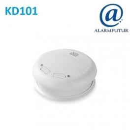 Détecteur de fumée communiquant KD-101 - sans fil