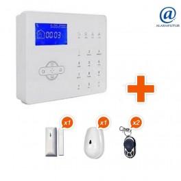Alarme GSM sans fil ALARMFUTUR House Kit 1