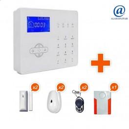Alarme GSM sans fil ALARMFUTUR House Kit 3