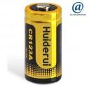 Batterie au lithium CR123A longue durée 3V